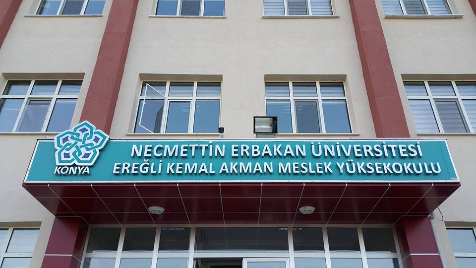 Ereğli Kemal Akman Meslek Yüksek Okulu Haikon Hd-Tvi Kameralarımız..