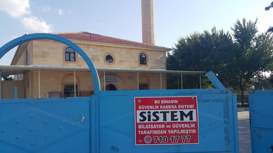 Karapınar Kesmez Köyü Camisi Kamera Kurulumumuz